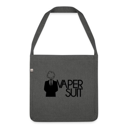 VAPER SUIT - Torba na ramię z materiału recyklingowego