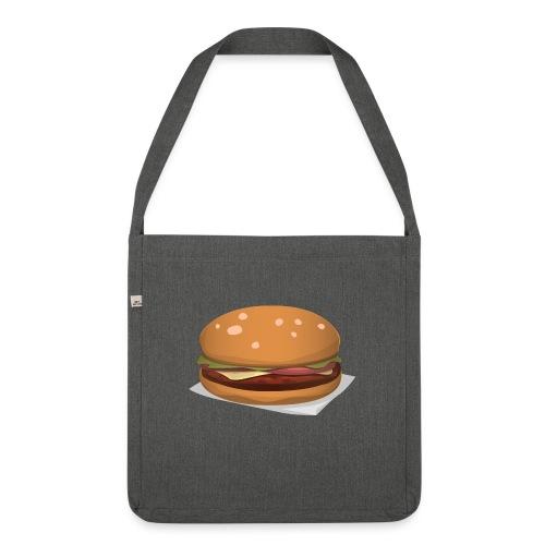 hamburger-576419 - Borsa in materiale riciclato