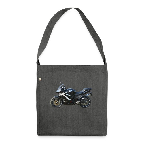 snm daelim roadwin r side png - Schultertasche aus Recycling-Material