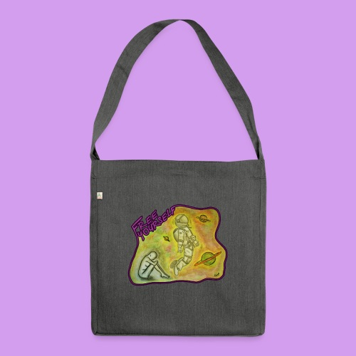 Katt Willow - Shoulder Bag made from recycled material