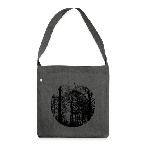 fagus sylvatica - Shoulder Bag made from recycled material