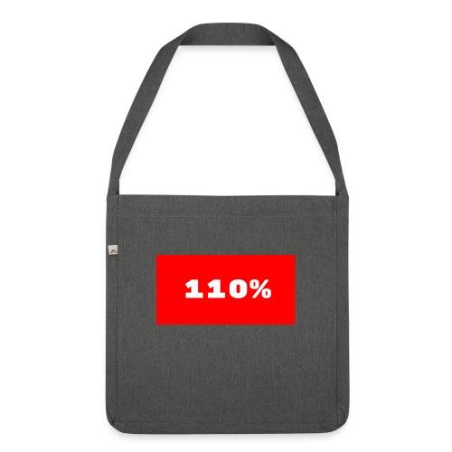 110% Rulez - Borsa in materiale riciclato
