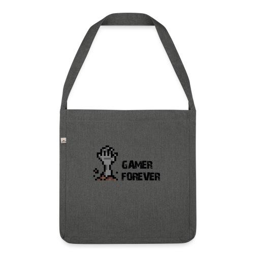 Gamer Forever - Sac bandoulière 100 % recyclé