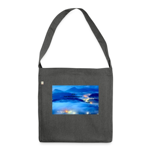 the mother earth collection 2017 - Sac bandoulière 100 % recyclé