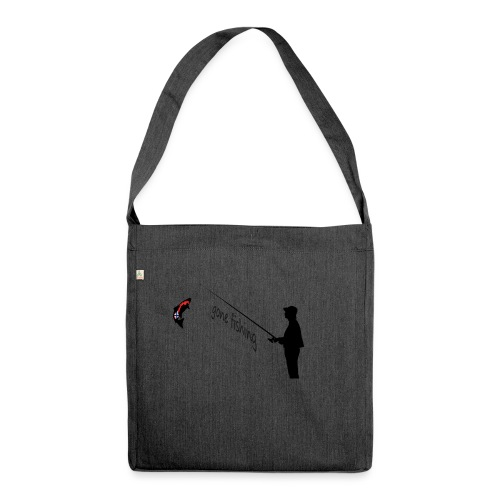 team norge 21 - Schultertasche aus Recycling-Material