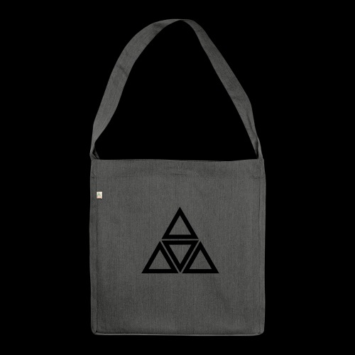 triangle - Borsa in materiale riciclato
