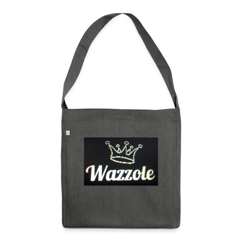 Wazzole crown range - Shoulder Bag made from recycled material