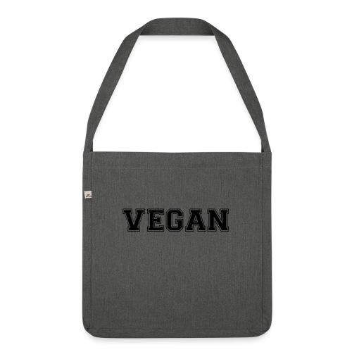 Vegan sports - Olkalaukku kierrätysmateriaalista