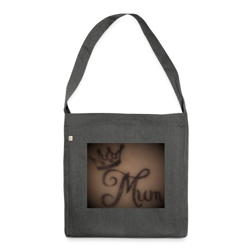 Quen Mum - Shoulder Bag made from recycled material