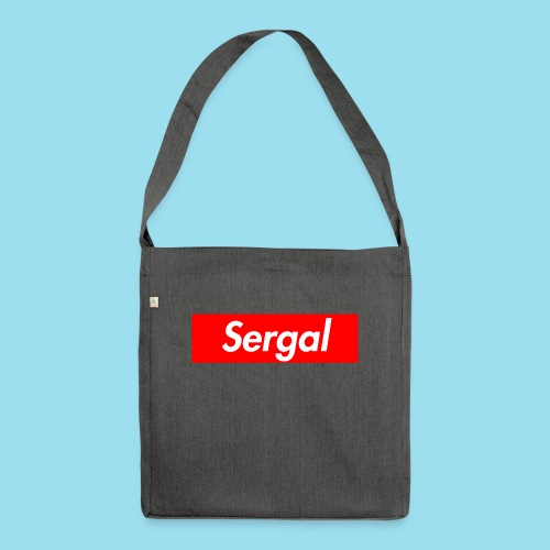SERGAL Supmeme - Schultertasche aus Recycling-Material