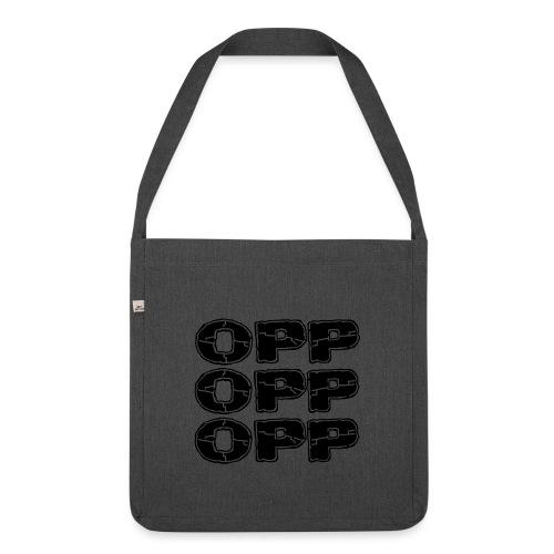 OPP Print - Olkalaukku kierrätysmateriaalista