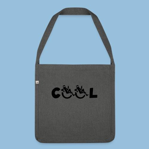 COOL 002 - Schoudertas van gerecycled materiaal