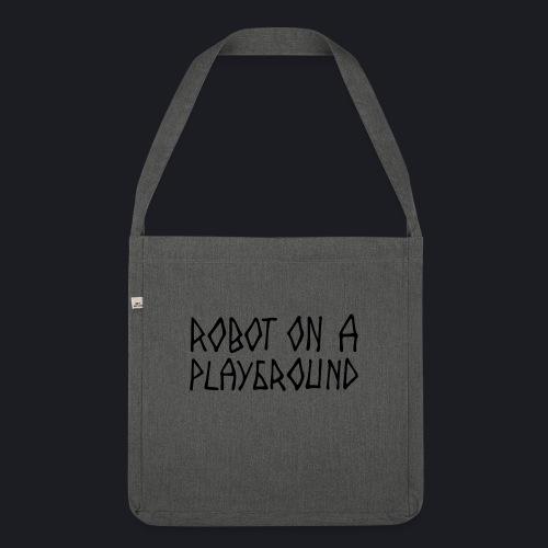 ROAP LOGO - Schultertasche aus Recycling-Material