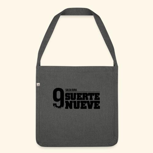 Logo Suerte - Sac bandoulière 100 % recyclé
