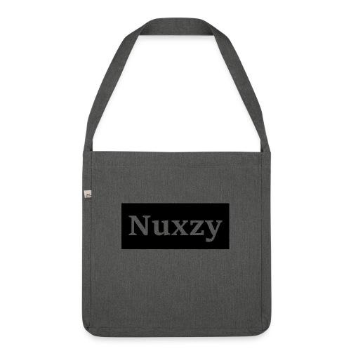 Nuxzy sweatshirt - Skuldertaske af recycling-material