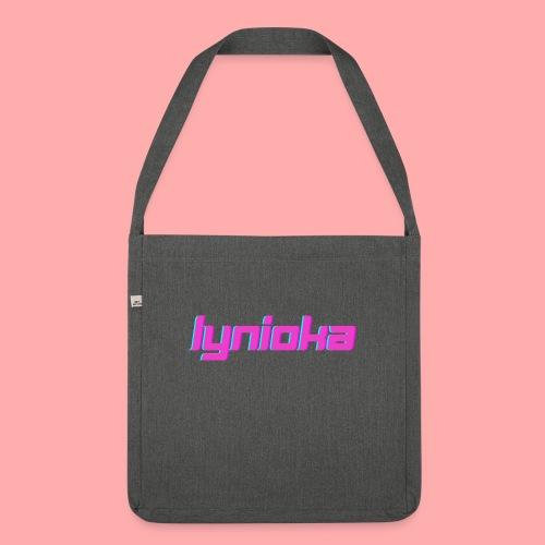 Lynioka Logo 2 - Sac bandoulière 100 % recyclé