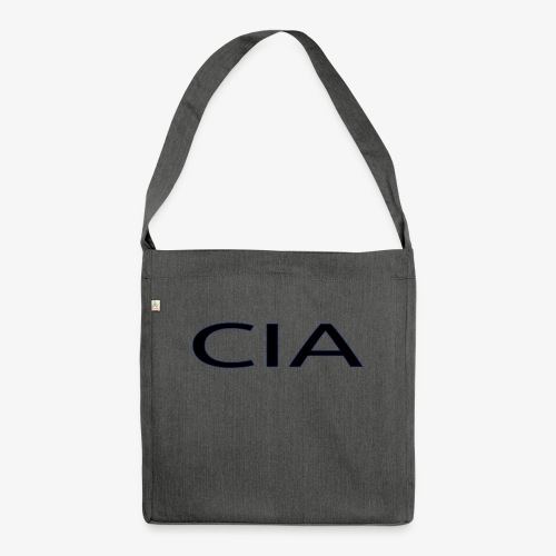 CIA - Shoulder Bag made from recycled material