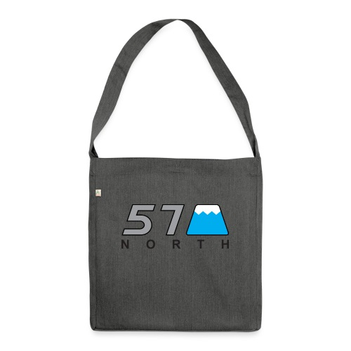 57 North - Shoulder Bag made from recycled material