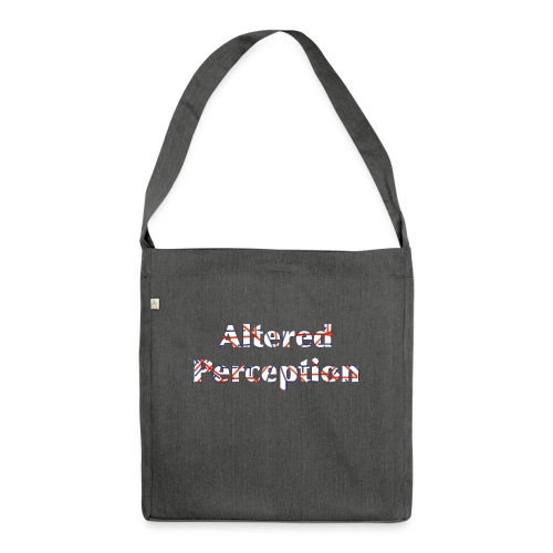 Altered Perception - Shoulder Bag made from recycled material