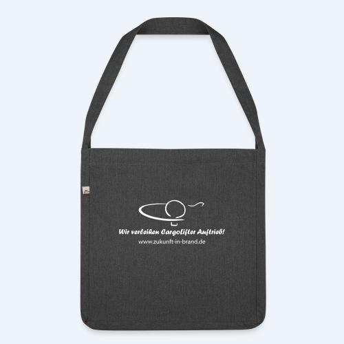 zib promo 2013 pfad - Schultertasche aus Recycling-Material