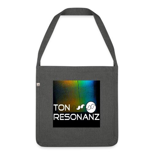 Ton Resonanz Logo - Schultertasche aus Recycling-Material