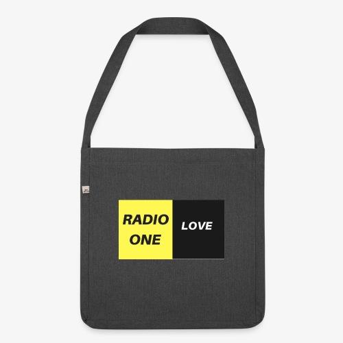 RADIO ONE LOVE - Sac bandoulière 100 % recyclé