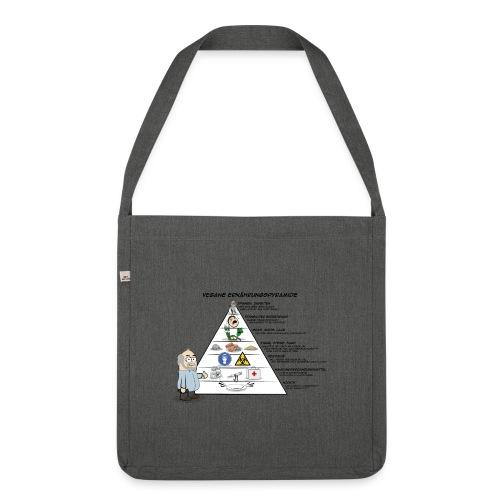 shirt png - Schultertasche aus Recycling-Material