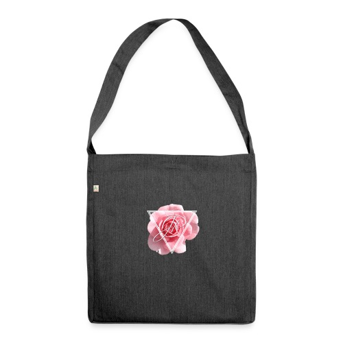 Rose Logo - Shoulder Bag made from recycled material