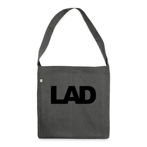 lad - Shoulder Bag made from recycled material