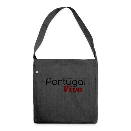 Portugal Vivo - Sac bandoulière 100 % recyclé