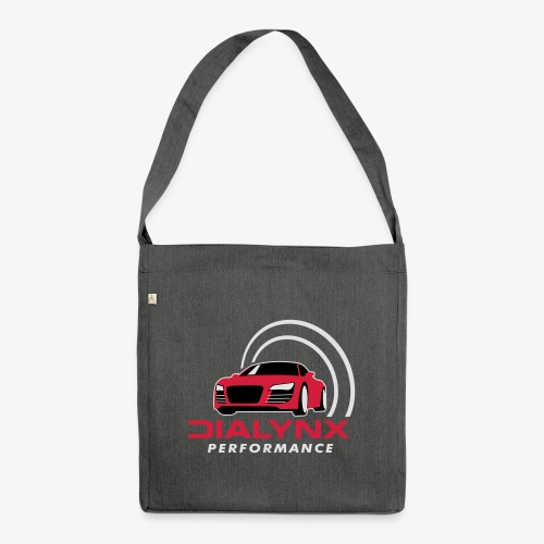 Dialynx Logo - Shoulder Bag made from recycled material