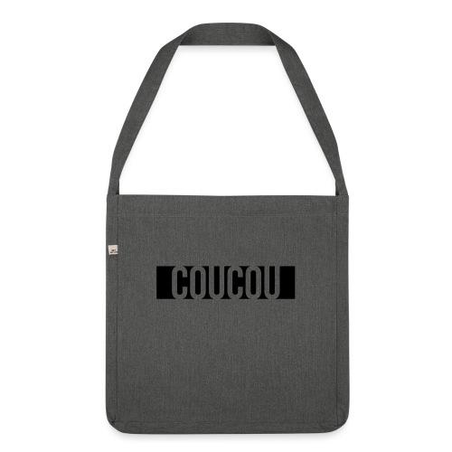 Coucou [1] Black - Sac bandoulière 100 % recyclé