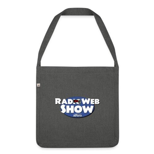 Logo RadioWebShow - Borsa in materiale riciclato