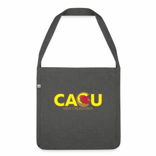 Cagu New Caldeonia - Sac bandoulière 100 % recyclé
