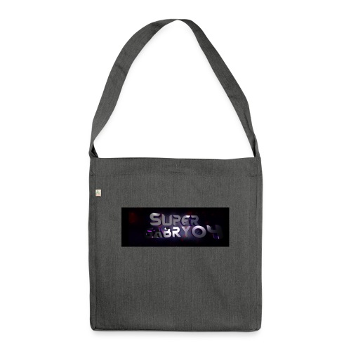 SUPERGABRY04 - Borsa in materiale riciclato