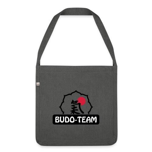 Budo-Team Design - Schultertasche aus Recycling-Material