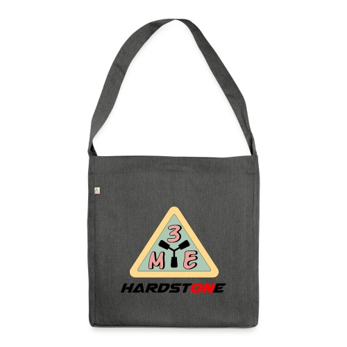 M3E Hardstone - Schultertasche aus Recycling-Material