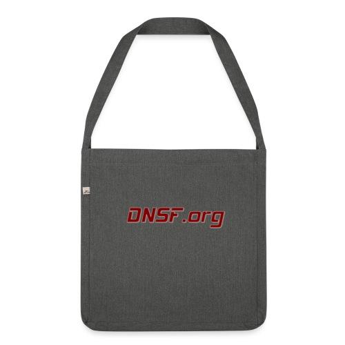 DNSF t-paita - Olkalaukku kierrätysmateriaalista