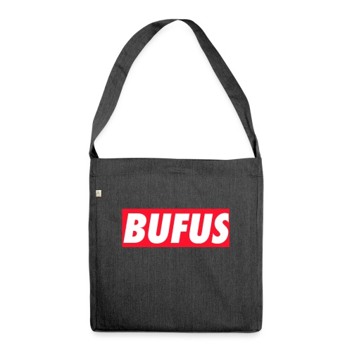 BUFUS - Borsa in materiale riciclato
