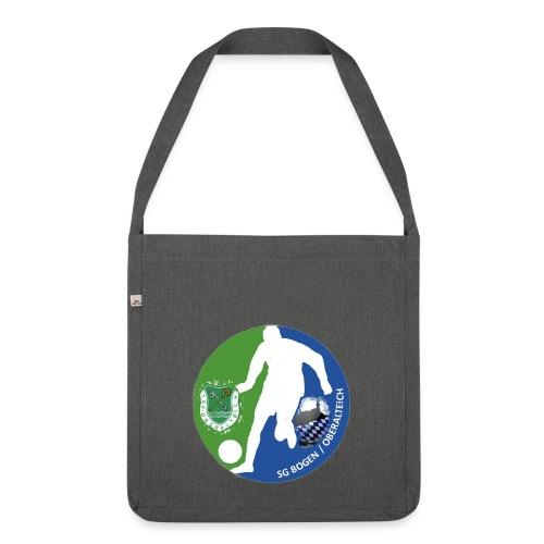 Wappen2 png - Schultertasche aus Recycling-Material