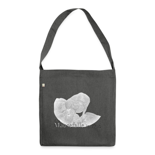 mausefalle harz 2 - Schultertasche aus Recycling-Material