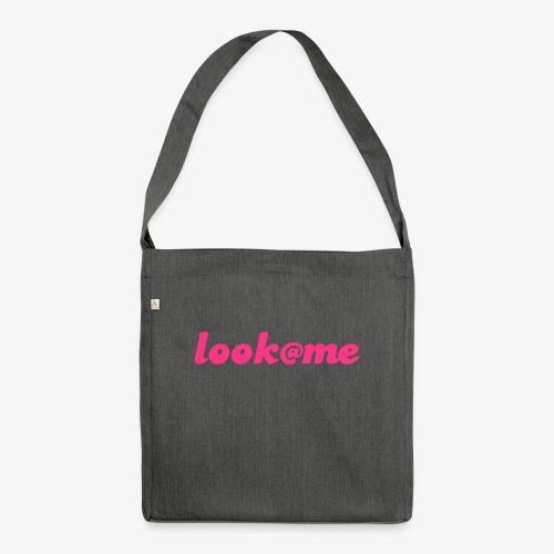 LooK at me - Sac bandoulière 100 % recyclé