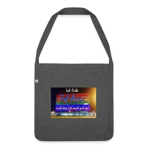 fullsizeoutput_476 - Schultertasche aus Recycling-Material