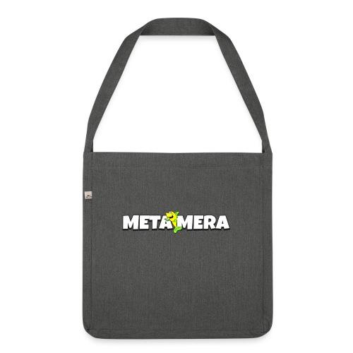 MetaMera - Axelväska av återvinningsmaterial