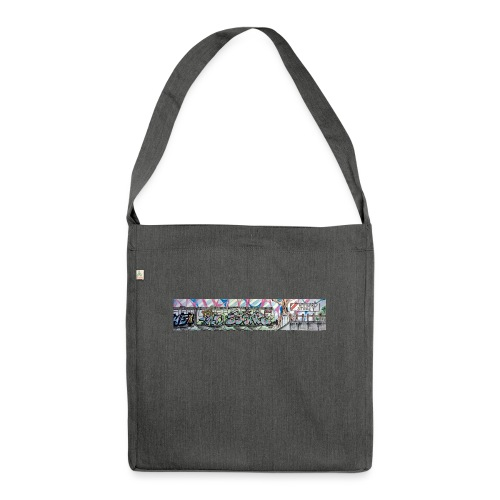 Pye and Fek No Escape - Shoulder Bag made from recycled material