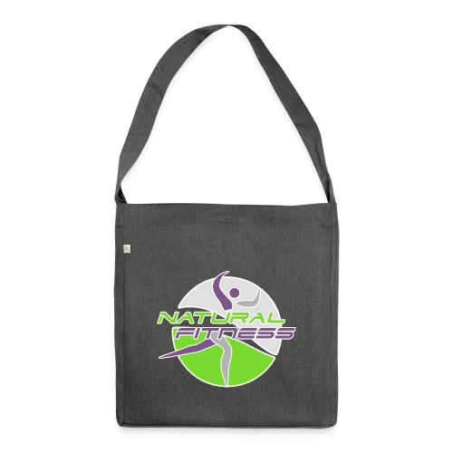 Natural_Fitness_2 - Sac bandoulière 100 % recyclé