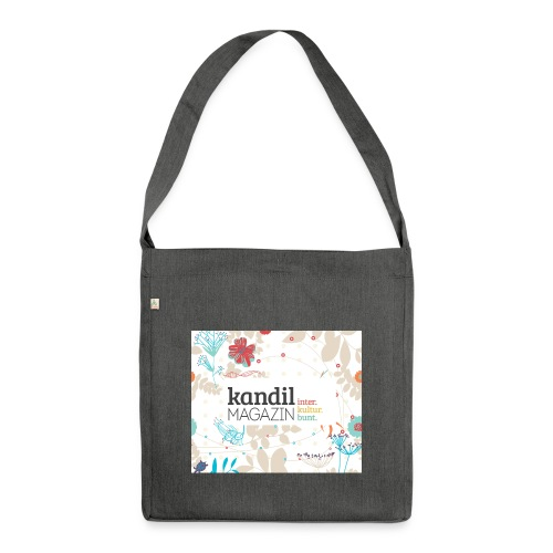 kandil mag 2 jpg - Schultertasche aus Recycling-Material