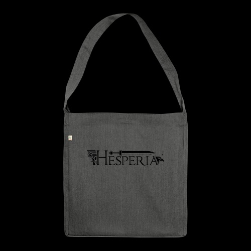HESPERIA logo 2016 - Shoulder Bag made from recycled material