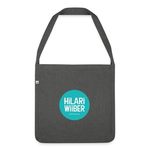 Hilari Wiiber - Fanartikel - Schultertasche aus Recycling-Material