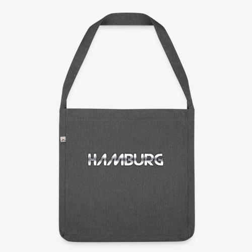 Metalkid Hamburg - Schultertasche aus Recycling-Material